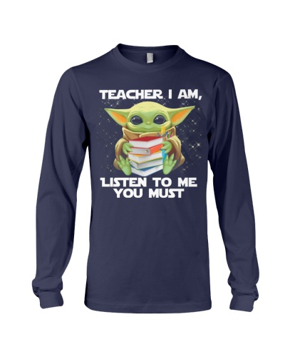 Teacher I am listen to me you must