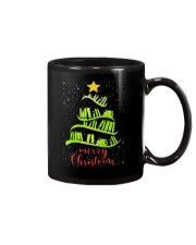 LIBRARIAN MERRY CHRISTMAS Mug thumbnail