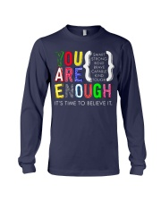 Teacher Shirt Long Sleeve Tee tile