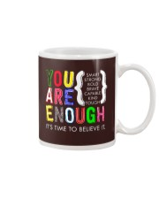 Teacher Shirt Mug tile