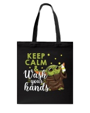 wash your hands Tote Bag thumbnail