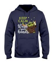 wash your hands Hooded Sweatshirt thumbnail