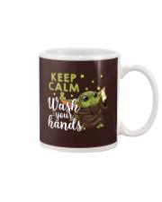 wash your hands Mug thumbnail