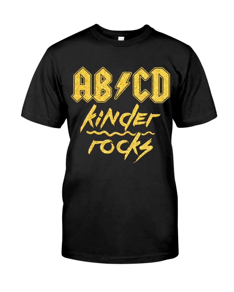 Kinder rocks Classic T-Shirt