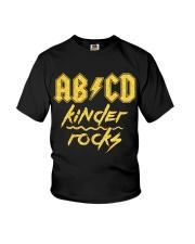 Kinder rocks Youth T-Shirt thumbnail