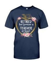 Retired Teacher Classic T-Shirt tile