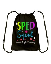 Sped Squad Drawstring Bag thumbnail