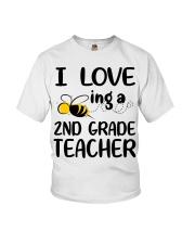 I Love being a 2nd grade Teacher Youth T-Shirt thumbnail