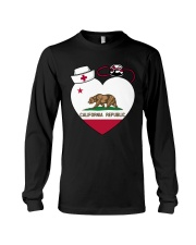 California Nurse Long Sleeve Tee thumbnail
