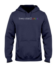 EVERY CHILD IS AN ARTIST Hooded Sweatshirt thumbnail