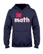 YOU CAN COUNT ON ME MATH Hooded Sweatshirt thumbnail