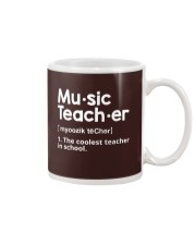 Music Teacher  Mug tile