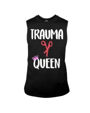 Trauma Queen Sleeveless Tee thumbnail
