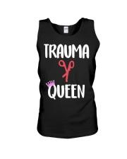 Trauma Queen Unisex Tank thumbnail