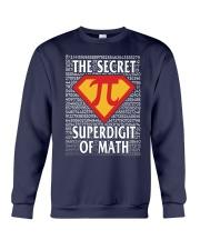 THE SECRET SUPERDIGIT OF MATH Crewneck Sweatshirt thumbnail