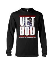 Vet Bod - Like Dad Bod Long Sleeve Tee thumbnail