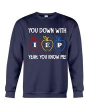 IEP Yeah You know me  Crewneck Sweatshirt thumbnail