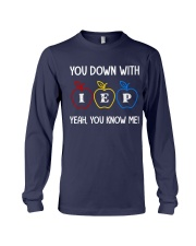 IEP Yeah You know me  Long Sleeve Tee thumbnail