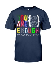 You are Enough Classic T-Shirt tile