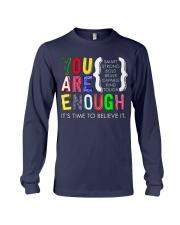 You are Enough Long Sleeve Tee thumbnail