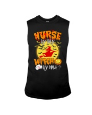 NURSE BY DAY WITCH BY NIGHT Sleeveless Tee thumbnail