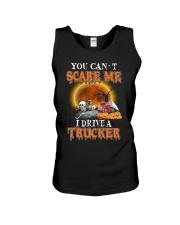 I Drive A Trucker Unisex Tank thumbnail