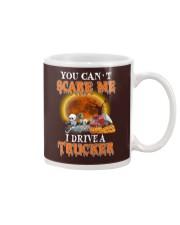 I Drive A Trucker Mug thumbnail