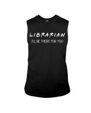 Librarian Sleeveless Tee thumbnail