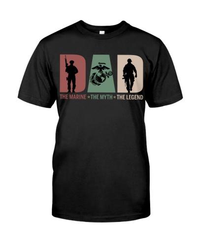 Dad - the Marine