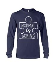 NORMAL IS BORING Long Sleeve Tee thumbnail