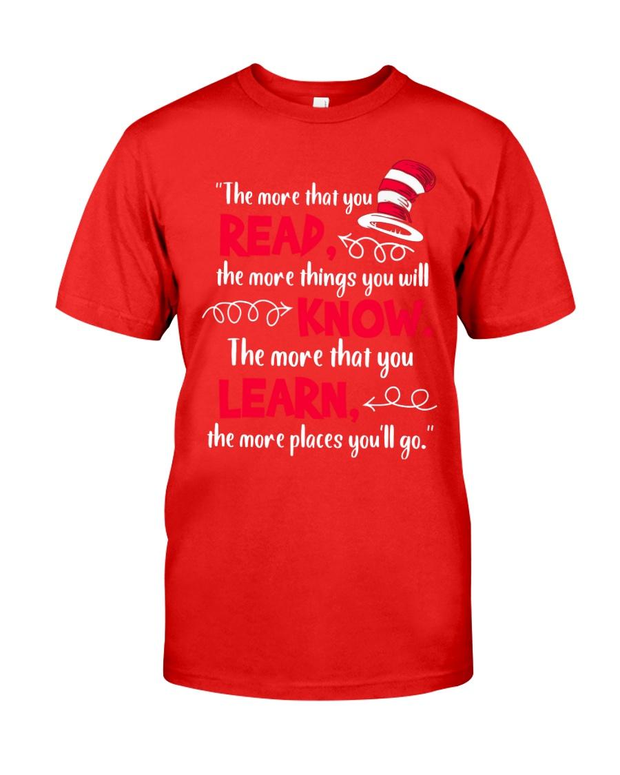 Teacher Shirt Classic T-Shirt