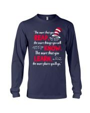 Teacher Shirt Long Sleeve Tee thumbnail