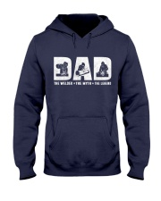 Dad - The Welder Hooded Sweatshirt thumbnail