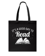 It's a good day to Read Tote Bag thumbnail
