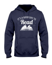 It's a good day to Read Hooded Sweatshirt thumbnail