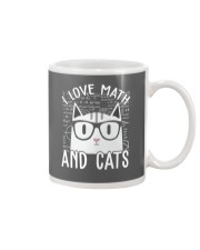 I LOVE MATH AND CATS Mug thumbnail