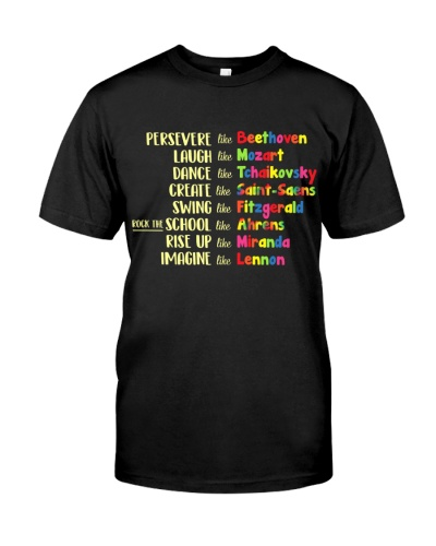Music Teacher Shirt