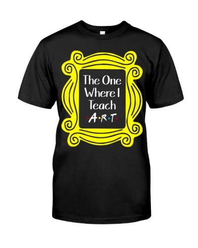 I Teach ART