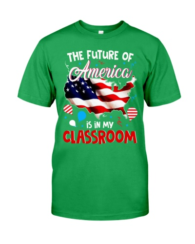 THE FUTURE AMERICA IS IN MY CLASSROOM