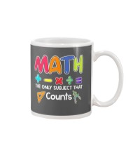 Math The only subject that counts Mug thumbnail