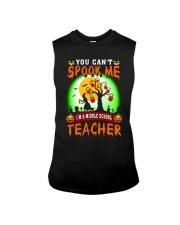 I'm A Middle School Teacher Sleeveless Tee thumbnail