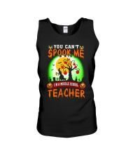 I'm A Middle School Teacher Unisex Tank thumbnail