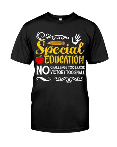 Special Education No