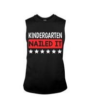 Kindergarten Nailed it Sleeveless Tee thumbnail