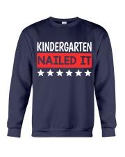 Kindergarten Nailed it Crewneck Sweatshirt thumbnail