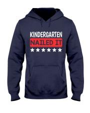 Kindergarten Nailed it Hooded Sweatshirt thumbnail