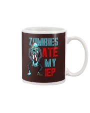 ZOMBIES ATE MY IEP Mug tile
