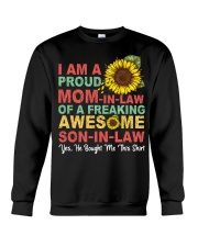 MLS001 - PERFECT GIFT FOR MOTHER-IN-LAW Crewneck Sweatshirt thumbnail