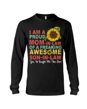 MLS001 - PERFECT GIFT FOR MOTHER-IN-LAW Long Sleeve Tee thumbnail