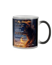 DM020 GIFT FOR DAUGHTER Color Changing Mug thumbnail